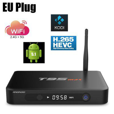 Sunvell T95 Max Android TV Box