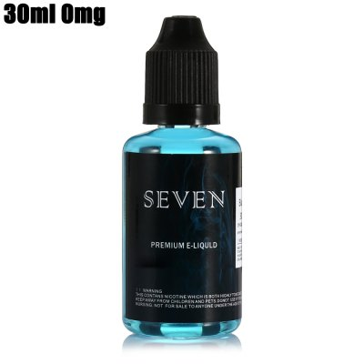 SEVEN Blueberry Flavor E-juice
