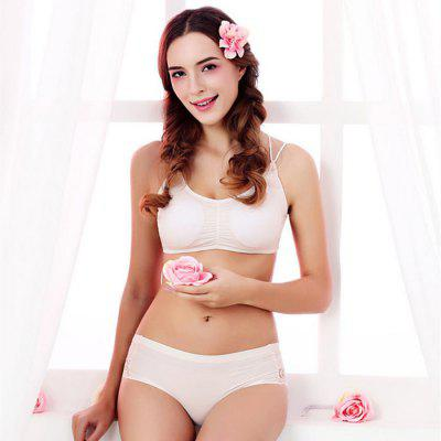 Summer Women Sexy Hallow-out Bra