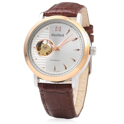 daybird 3772 3ATM Men Automatic Mechanical Watch