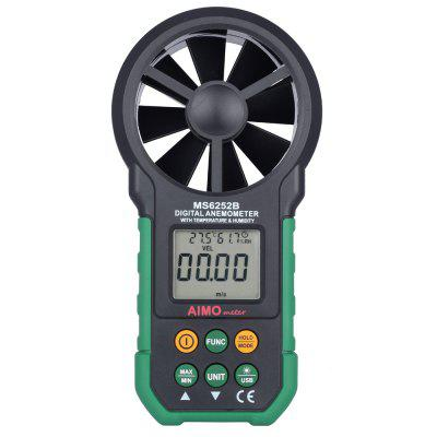 AIMOMETER MS6252B Digital Anemometer