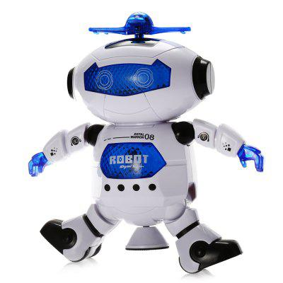 Intelligent Robot RC Dancing Figure Model Gift