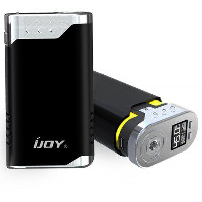 Original IJOY Limitless LUX Doble 26650 215W TC Caja Mod