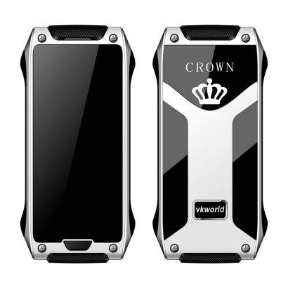 VKworld Crown V8 Quad Band Unlock Phone