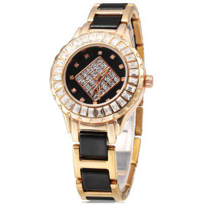 daybird 3730 Fashion Rhinestone Scale Women Quartz Watch