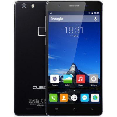 Cubot S550 Pro 3GB RAM 4G Phablet Image