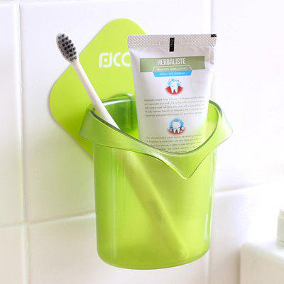 Toothbrush Holder with Powerful Sucker