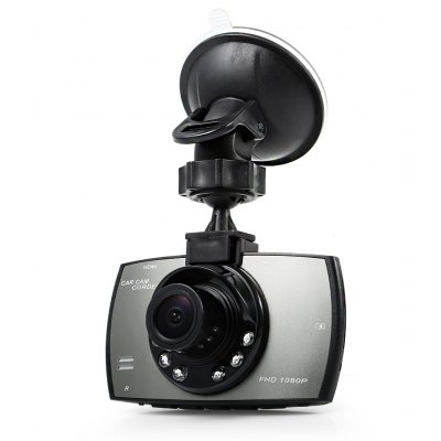 G30 1080P FHD 170 Degree Wide Angle Car DVR