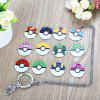 Cartoon Movie Product Key Chain Children Present - COLORMIX