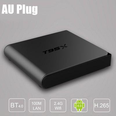 Sunvell T95X android tv box amlogic s905x