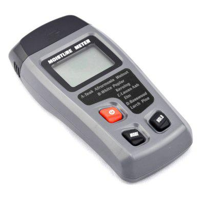 BSIDE EMT01 Portable Wood Moisture Meter with LCD Display