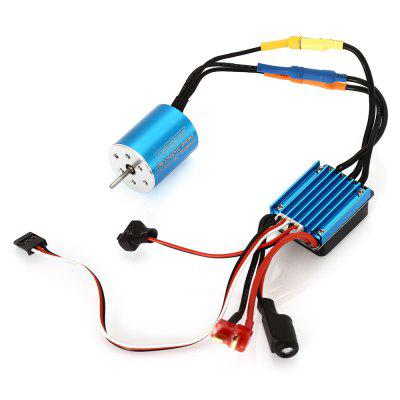 Surpass 2430 5800KV Sensorless Motor + 25A Brushless ESC
