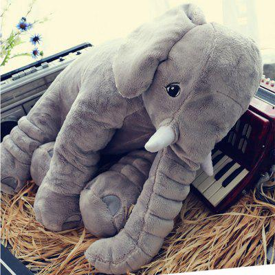 20cm Elephant Style Plush Cushion Pillow Funny Emotion Doll