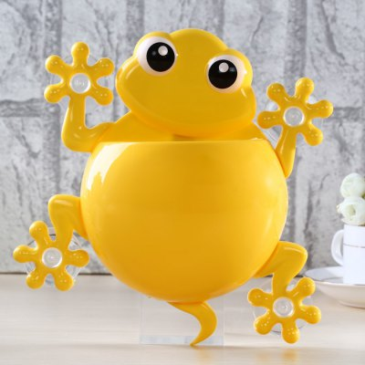 Y11 Gecko Shaped PP Toothbrush Holder