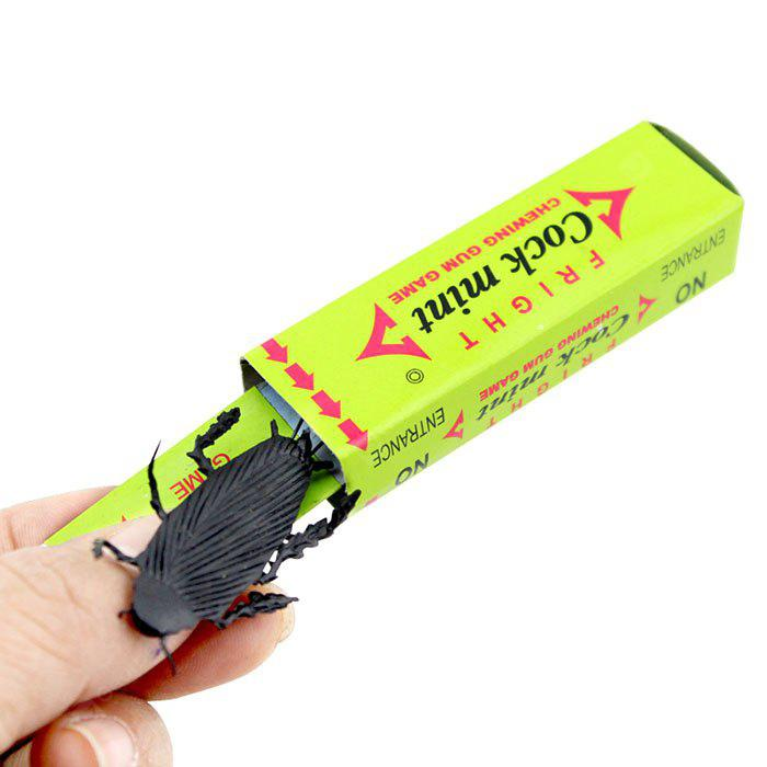 Chewing Gum Cockroach Trick Toy Surprising Gift Joke Toy