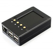Aluminum Enclosure with 2.2 inch LCD Screen