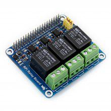 Power Relay Expansion Board with Onboard LED