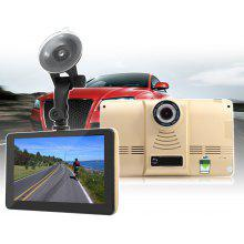 Android 4.4 Car Tablet GPS DVR 1080P DVR Recorder