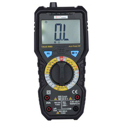 BSIDE ADM08D Sans Contact True RMS Value Multimeter Numérique