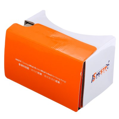 VR Goggle Foldable Virtual Reality 3D Glasses Cardboard