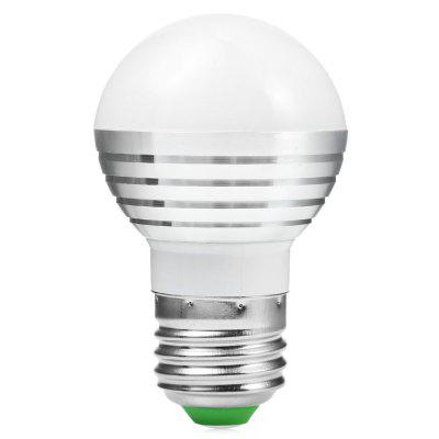 2 x YWXLight RGB E27 5W Remote Control LED Spot BulbCorn Bulbs<br>2 x YWXLight RGB E27 5W Remote Control LED Spot Bulb<br><br>Available Light Color: RGB<br>Brand: YWXLight<br>Features: Remote-Controlled, Long Life Expectancy, Low Power Consumption<br>Function: Studio and Exhibition Lighting, Home Lighting, Commercial Lighting<br>Holder: E14,E27<br>Output Power: 5W<br>Package Contents: 2 x YWXLight E27 LED Bulb, 2 x Remote Controller<br>Package size (L x W x H): 11.50 x 9.00 x 5.50 cm / 4.53 x 3.54 x 2.17 inches<br>Package weight: 0.1580 kg<br>Product size (L x W x H): 8.00 x 5.00 x 5.00 cm / 3.15 x 1.97 x 1.97 inches<br>Product weight: 0.0370 kg<br>Sheathing Material: PC<br>Total Emitters: 1<br>Type: Spot Bulbs<br>Voltage (V): 85-265V