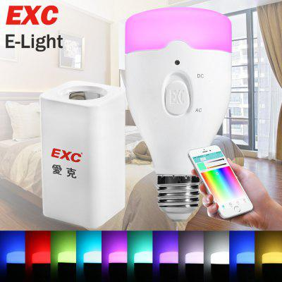 EXC E - Light RGBW LED Smart Bulb AC 100 - 240V / DC 5V