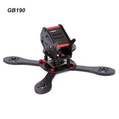 GEPRC GB190 190mm 4mm Arm Carbon Fiber Frame Kit