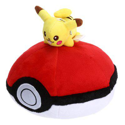 Anime Figure Shape Pendant Plush Present