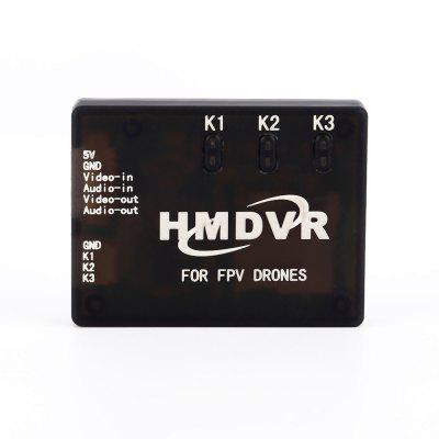 HMDVR Modul video digital de înregistrare digitală digitală de 30 fișiere HD