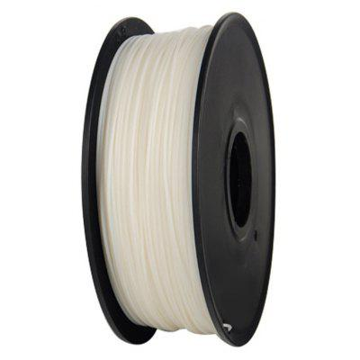 Anet DIY 340m 1.75mm PLA 3D Printing Filament - WHITE