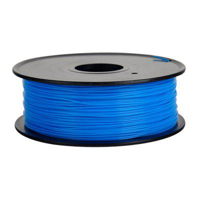 Anet DIY 340m 1.75mm PLA 3D Printing Filament3D Printer Supplies<br>Anet DIY 340m 1.75mm PLA 3D Printing Filament<br><br>Brand: Anet<br>Color: Silver<br>Diameter: 1.75mm<br>Function: 3D Printing Filament Material for DIY Project<br>Length: 340m<br>Material: PLA<br>Package Contents: 1 x PLA 3D Printing Filament Material<br>Package size: 22.00 x 22.00 x 8.00 cm / 8.66 x 8.66 x 3.15 inches<br>Package weight: 1.5560 kg<br>Product size: 20.00 x 20.00 x 6.00 cm / 7.87 x 7.87 x 2.36 inches<br>Product weight: 1.0000 kg<br>Special features: 3D Printing Filament Material