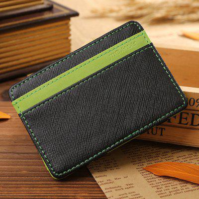 Men PU Wallet