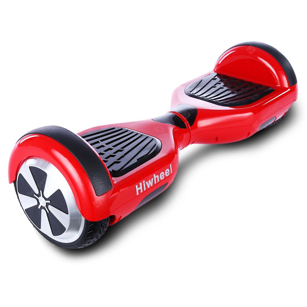 Hiwheel Q3 Hoverboard Red