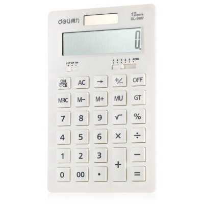 Deli 12 Digit Desktop Calculator