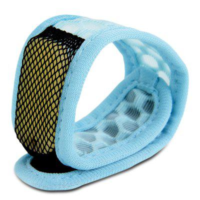 Replaceable Mosquito Repellent Wristband with 2 Refill
