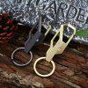 cheap 2pcs Zinc Alloy Keychain with Ring for Daily Use
