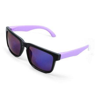Outdoor UV400 Sunglasses with AC Resin Lens / PC Frame