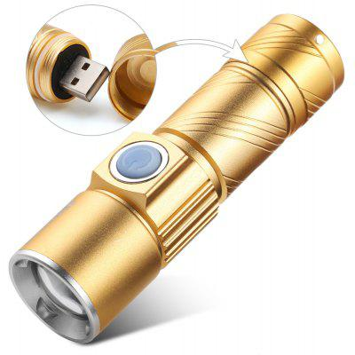XD - Z501 Mini Cree Flashlight