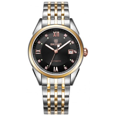 SKONE 1092 Fashion Men Automatic Mechanical Watch