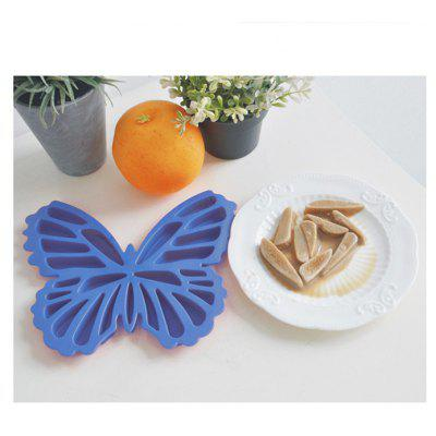 LHS Y3 Butterfly Shaped Silicone Ice Mold