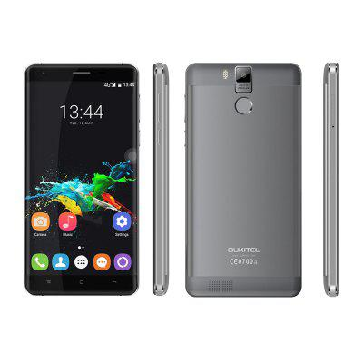 Oukitel K6000 Pro 4G PhabletCell phones<br>Oukitel K6000 Pro 4G Phablet<br><br>2G: GSM 850/900/1800/1900MHz<br>3G: WCDMA 900/2100MHz<br>4G: FDD-LTE 800/1800/2100/2600MHz<br>Additional Features: Gravity Sensing, GPS, Fingerprint recognition, E-book, Calendar, Calculator, Browser, Bluetooth, 4G, 3G, Hotknot, Light Sensing, Wi-Fi, Sound Recorder, Proximity Sensing, People, OTG, Off-screen gesture, MP4, MP3, Miracast<br>Auto Focus: Yes<br>Back-camera: 13.0MP (SW 16.0MP) with Dual flash and AF<br>Battery Capacity (mAh): 6000mAh<br>Battery Type: Non-removable<br>Battery Volatge: 5V<br>Bluetooth Version: V4.0<br>Brand: OUKITEL<br>Camera type: Dual cameras (one front one back)<br>Cell Phone: 1<br>Cores: Octa Core, 1.3GHz<br>CPU: MTK6753 64bit<br>E-book format: TXT<br>English Manual : 1<br>External Memory: TF card up to 32GB (not included)<br>Flashlight: Yes<br>Front camera: 5.0MP (SW 8.0MP)<br>Games: Android APK<br>Google Play Store: Yes<br>GPU: Mali-T720<br>I/O Interface: 2 x Micro SIM Card Slot, TF/Micro SD Card Slot, Micro USB Slot, 3.5mm Audio Out Port<br>Language: Indonesian, Malay, Catalan, Czech, Danish, German, Estonian, English(United Kingdom), English(United States), Spanish(Spain), Spanish(United States), Filipino, French, Croatian, Italian, Latvian, Lith<br>Live wallpaper support: Yes<br>Music format: MP2, MP3, OGG, WAV, AAC<br>Network type: GSM+WCDMA+FDD-LTE<br>OS: Android 6.0<br>OTA: Yes<br>OTG : Yes<br>OTG Cable: 1<br>Package size: 19.50 x 12.50 x 5.50 cm / 7.68 x 4.92 x 2.17 inches<br>Package weight: 0.5500 kg<br>Picture format: GIF, JPEG, PNG, BMP<br>Power Adapter: 1<br>Product size: 15.43 x 7.67 x 0.98 cm / 6.07 x 3.02 x 0.39 inches<br>Product weight: 0.2140 kg<br>RAM: 3GB RAM<br>ROM: 32GB<br>Screen Protector: 1<br>Screen resolution: 1920 x 1080 (FHD)<br>Screen size: 5.5 inch<br>Screen type: OGS, 2.5D Arc Screen, Capacitive (5-Points)<br>Sensor: Ambient Light Sensor,Gravity Sensor,Hall Sensor,Proximity Sensor<br>Service Provider: Unlocked<br>SIM Card Slot: Dual Standby, Dual SIM<br>SIM Card Type: Dual Micro SIM Card<br>SIM Needle: 1<br>Sound Recorder: Yes<br>Touch Focus: Yes<br>Type: 4G Phablet<br>USB Cable: 1<br>Video format: MP4, 3GP<br>Video recording: Yes<br>Wireless Connectivity: GSM, GPS, Bluetooth, 4G, 3G