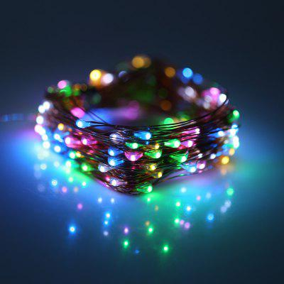 10M Solar LED String Light