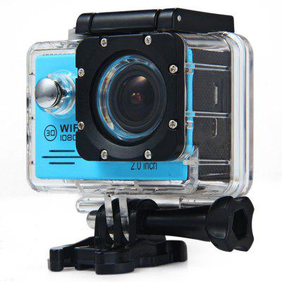 SJ7000 2.0 Inch Screen 1080P WiFi Sports Video Camcorder