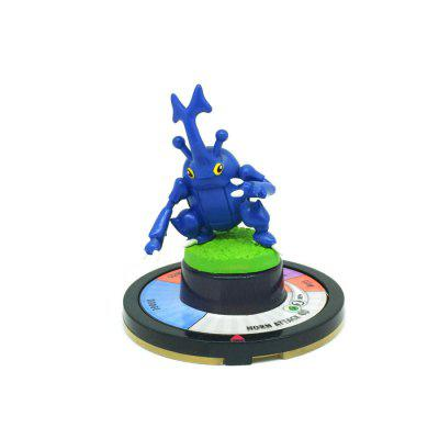 PVC Action Figure Model for Chess GameMovies &amp; TV Action Figures<br>PVC Action Figure Model for Chess Game<br><br>Age: 3 Years +<br>Completeness: Finished Goods<br>Gender: Unisex<br>Materials: PVC<br>Package Contents: 3 x Figure Model<br>Package size: 10.00 x 10.00 x 5.00 cm / 3.94 x 3.94 x 1.97 inches<br>Package weight: 0.1200 kg<br>Product weight: 0.0300 kg<br>Stem From: Japan<br>Theme: Movie and TV