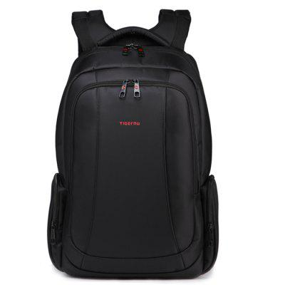 TIGERNU T - B3143 - 01 15.6 inch Business Laptop BackpackBackpacks<br>TIGERNU T - B3143 - 01 15.6 inch Business Laptop Backpack<br><br>Bag Capacity: 20L<br>Brand: TIGERNU<br>Capacity: 11 - 20L<br>Color: Black<br>Features: Waterproof<br>For: Traveling, Hiking, Cycling, Climbing, Casual<br>Gender: Unisex<br>Material: Nylon, Polyester<br>Package Contents: 1 x TIGERNU T - B3143 - 01 Laptop Backpack<br>Package size (L x W x H): 35.00 x 34.00 x 10.00 cm / 13.78 x 13.39 x 3.94 inches<br>Package weight: 1.1300 kg<br>Product size (L x W x H): 49.00 x 33.00 x 17.00 cm / 19.29 x 12.99 x 6.69 inches<br>Style: Business<br>Type: Backpack