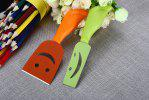 5pcs Colorful Cheese Knife Set - COLORMIX