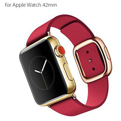 HOCO Correa de Cuero para Apple Watch 42mm