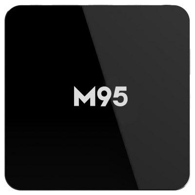 M95 Amlogic S905X Quad Core Android TV Set Box