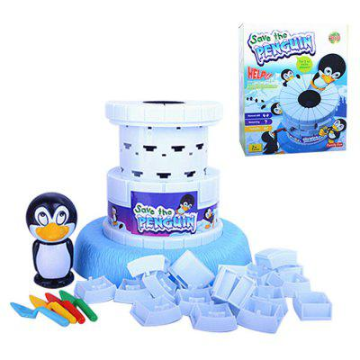 Save The Penguin Table Game