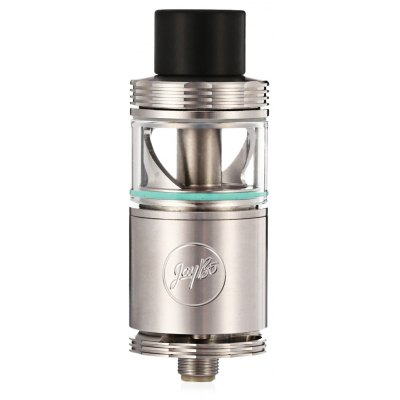 Buy SILVER Original Wismec Cylin RTA Rebuildable Tank Atomizer for $24.03 in GearBest store